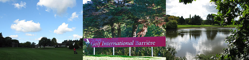 Golf International Barrière La Baule à Saint-André-des-Eaux